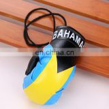 KEY CHAIN supplier wholesale cheap custom boxing glove carabiner keychain