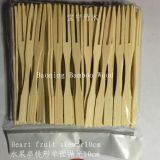 Peach  fruit fork10cm