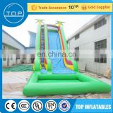 New design water slide for adults and kids