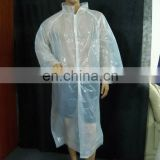 disposable PP isolation gown for hospital