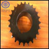 #60 Roller Chain Sprocket, Stainless, 20 tooth Reverse Bore With Taper Lock Hub