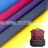 Lowest MOQ nylon taffeta lining fabric with virous colors in stock