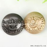 Wholesale Fashion Metal Nickle Garment Accessory Magnetic Buttons Hardware Decoration