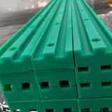 wear resistant hdpe linear guide rail,  plastic linear guide rail
