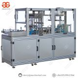 Automatic DVD Cellophane Wrapping Machine, Box Overwrapping Machine Image