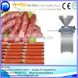 Hot selling price sausage filling machine/ automatic sausage stuffer machine /sausage tying machine