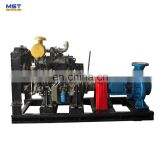 China centrifugal diesel water pump 15hp products
