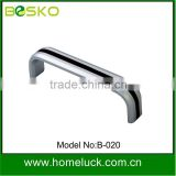 black bar aluminium cabinet furniture handle with high quality