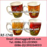 European Style 14oz Wholesale Coffee Mug Porcelain Promotion with Good Quality Made in China