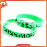 Manufacture cheap wholesale uv wristband