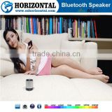 Professional OEM services portable mini bluetooth speaker with TF card FM and smart voice handsfree for mobile phones