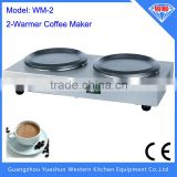 Hot selling stainless steel commercial electric coffee cup warmer