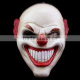 In-stock 2015 High quality resin Halloween party mask props clown payday 2 red nose