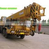 Construction hoist lifting machine price list, used tadano 50 ton truck crane