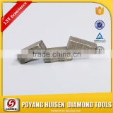 M Shape Single Blade Segment Cutting Granite/Marble