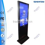 42inch waterproof outdoor lcd digital signage display with LED & lightbox, lcd advertising player