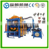 QT 8-15 builiding Automatic High cement equipment for the production of silica brick