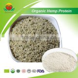 Manufacture Supply 50%, 70% Organic Hem Protein Powder/Organic Hemp Protein