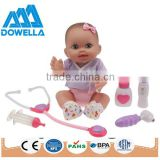 Cheap 12 Inch Lifelike Full Silicone Reborn Baby Dolls For Sale