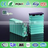 Lithium ion phosphate battery 40Ah approved by CE, TUV,PONY,MA,ISO9001, ISO14001, OHSAS18001 GBS-LFP40Ah
