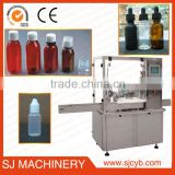 CE certification full auto eliquid flavor filling capping machine,vial filling packing machine
