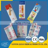 flexible fabric adhesive bandage &band aid plaster
