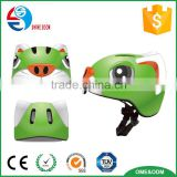 2012 latest design styles mouse bike helmet for child