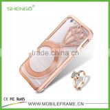 Premium Diamond Phone Case for iPhone 6 with Retail Packaging                                                                         Quality Choice