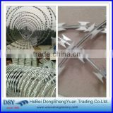 hot sale anti-theft razor barbed wire mesh fence factory price                                                                                                         Supplier's Choice
