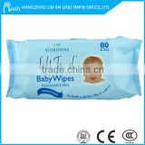 Skin care baby wet wipes/baby care wipes/wet wipes/wet napkin/wet tissue on promotion
