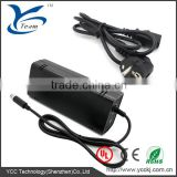Different standard power cord for xbox360 E console ac power adapter ac power adapter 12v 1250ma
