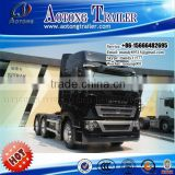 6x4(6X2,4X2 Available) HOWO Tractor truck/Tractor Head/Trailer Head/Prime Mover For Sale                                                                         Quality Choice
