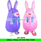 Wholesale Rabbit Animal Helium Walking Pet Balloon