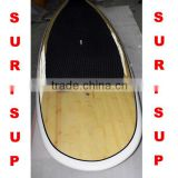 Super quality bamboo Surf SUP board/ bodyboard / surf sup longboard / sports surf paddling
