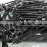Drywall Screws coarse thread Black
