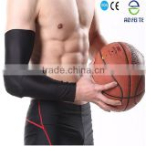 2015 Best selling products Shooting Crashproof Football Basketball Honeycomb Pad Arm Sleeve Elbow Support