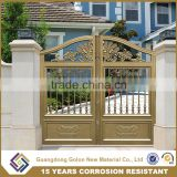 Security Ornamental Powder Coated models of gates and iron fence