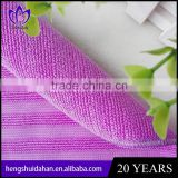 30x30cm pearl cloth 3M microfiber l with nylon plastic towel plain dyed kitchen dish cloth China manufacturer