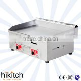 Commercial kitchen equipment Stainless steel griddle counter top flat plate gas griddle in Guangzhou