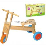 Wooden Three Wheels Ride On Bike/Bicycle Kids Walker/Tricycle/Cars Toys