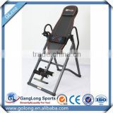 Indoor fitness equipment Inversion Therapy Table Foldable Inversion Table With Massage
