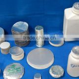 Aluminium Foil Induction lids Sealing on Top of Plastic,glass Cups seal liner