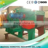 High capacity bamboo chipping machine drum wood chipper