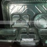 CHINA Factory Top grade disposable aluminium foil container for baking dishes&pans