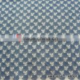 Fashion Lady Garment Accessories Organza Lace Fabric Wholesale Fabric Guipure Lace Embroidery Lace