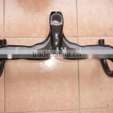 carbon handlebar,integrated bicycle handlebar,bicycle part,wholesale bicycle parts,Dengfu road bike handlebar HB005