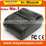 Mini Mobile Thermal Printer Line Printing For Restaurant Food Delivery Transportation IMP006