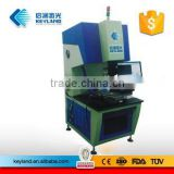 High Speed Silicon Wafer Laser Scribing Machine with Fiber Laser