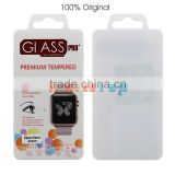 Factory Whosale For Apple Watch 42MM 38MM Tempered Glass Grade A With Retail Packing Box