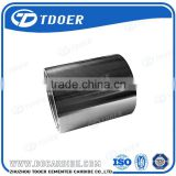 Hot sell tungsten carbide bearing sleeve metal bearing bushing